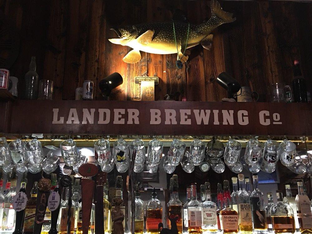 Lander Bar: 126 Main St, Lander, WY