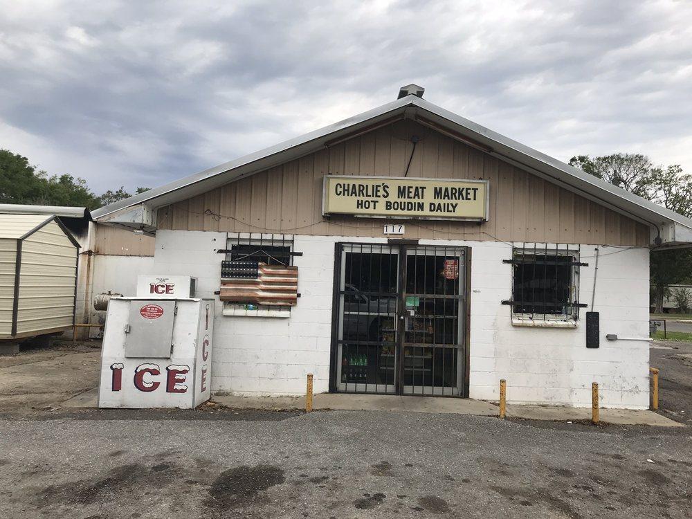 Charlie's Meat Market & Groc: 117 Chestnut St, Mamou, LA