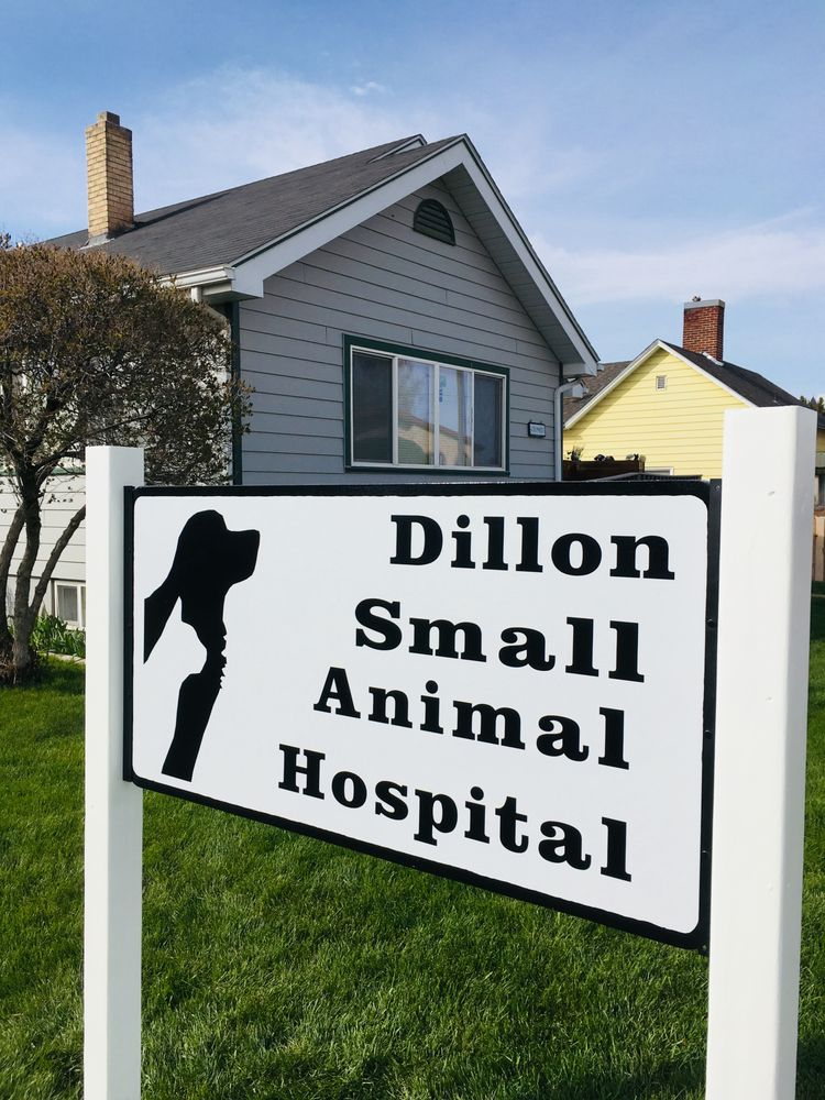 Dillon Small Animal Hospital: 229 S Atlantic St, Dillon, MT