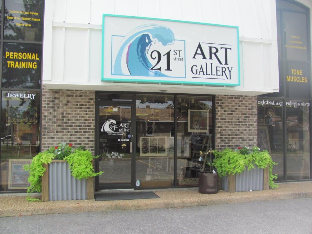 21st Street Art Gallery
