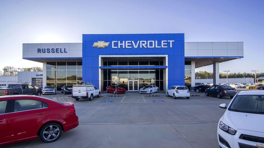 Russell Chevrolet: 6100 Landers Rd, Sherwood, AR
