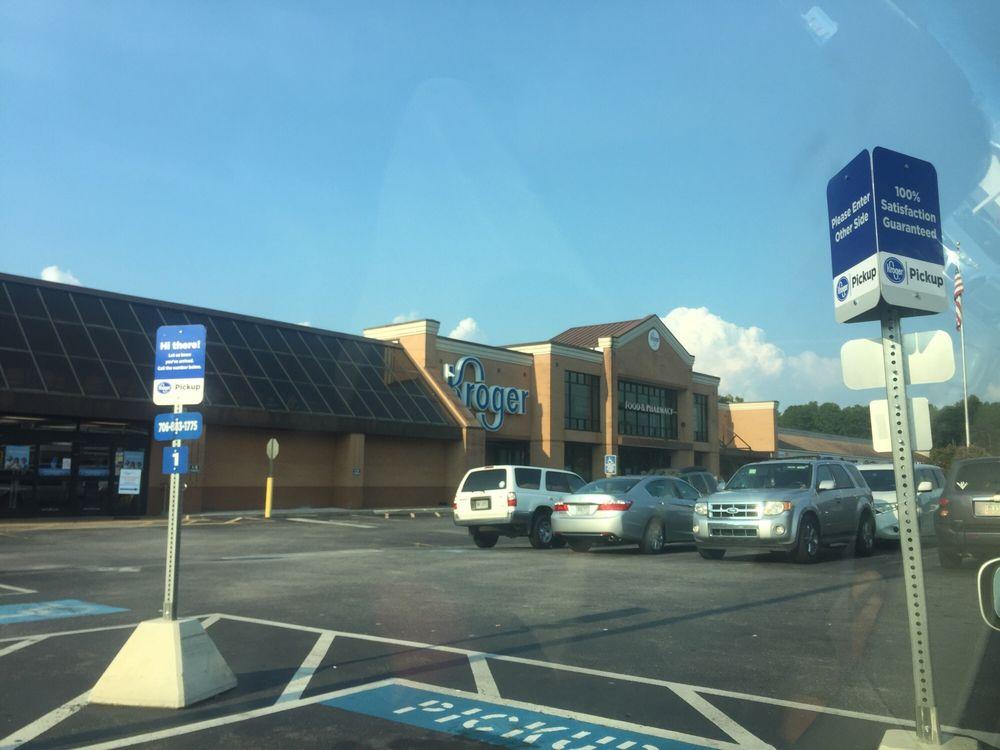 Kroger: 203 Commerce Ave, Lagrange, GA