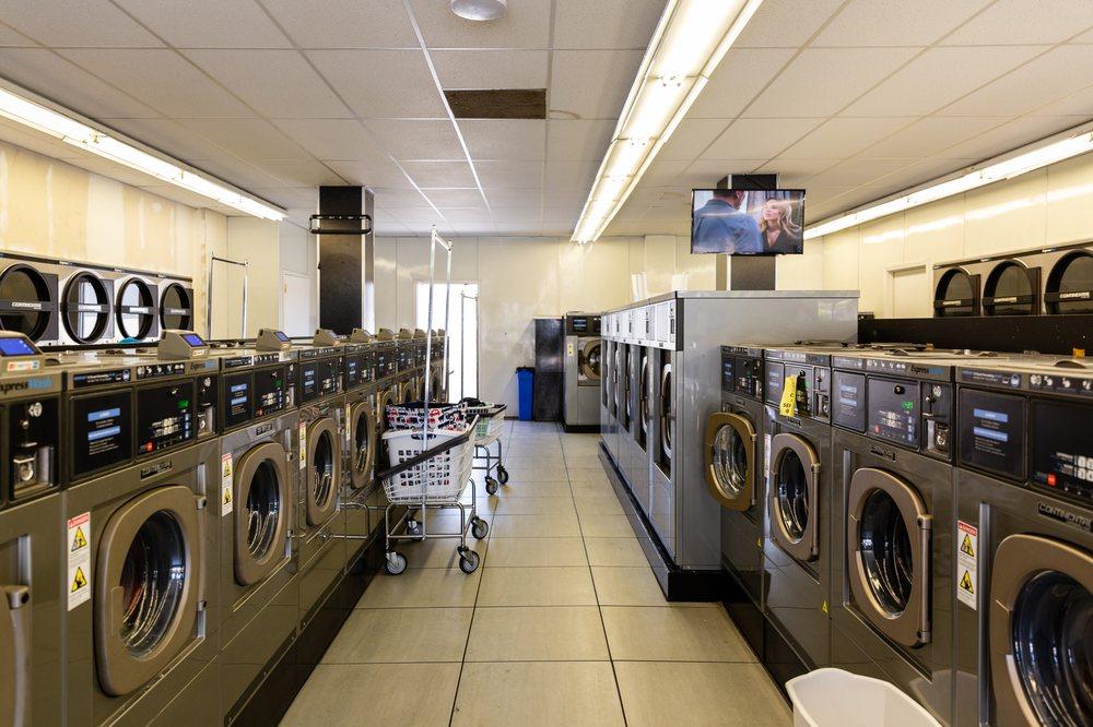 Ez Coin-Op Laundromat: 3075 Mckee Rd, San Jose, CA