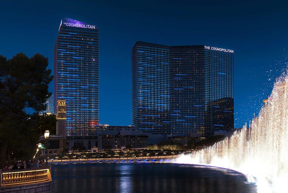 Social Spots from The Cosmopolitan of Las Vegas