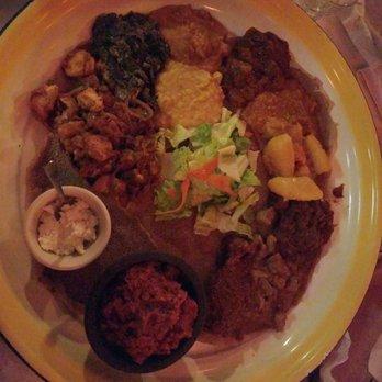 New Eritrea Restaurant San Francisco Ca