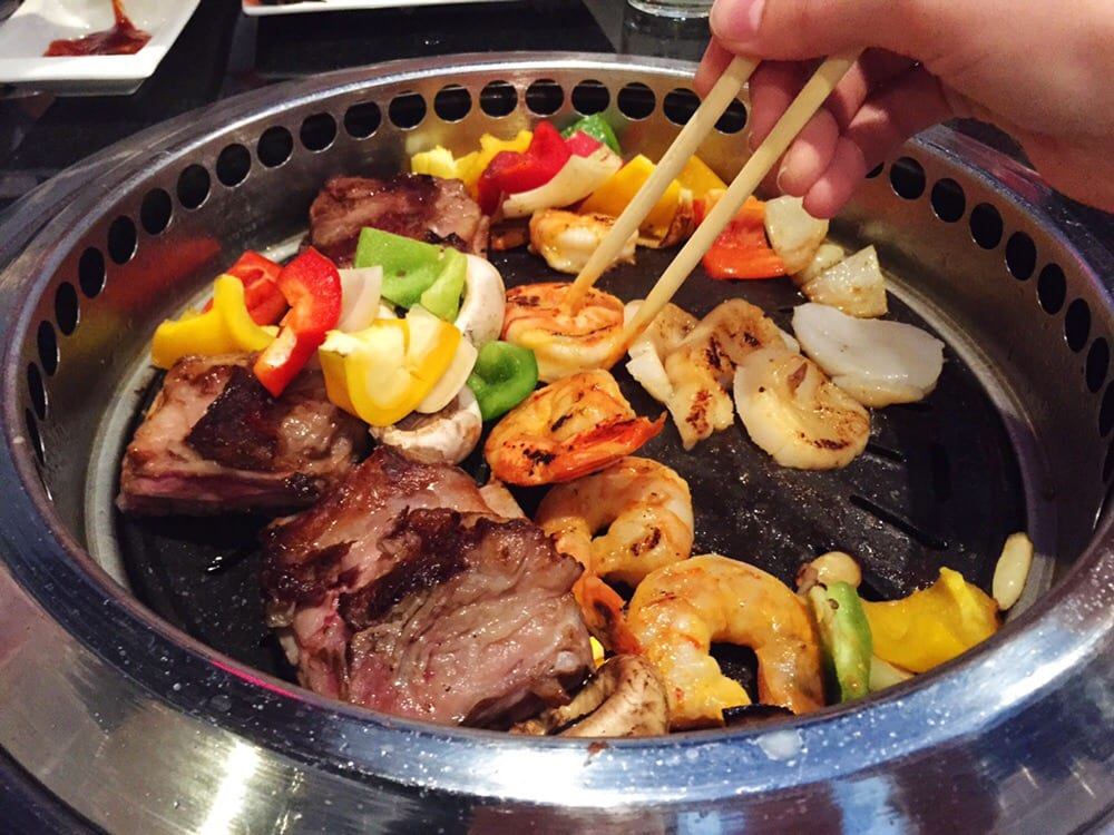 Breakers Korean BBQ & Grill