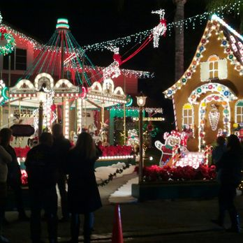 photo of wakefield winter wonderland santa clarita ca united states - Christmas Lights In Santa Clarita