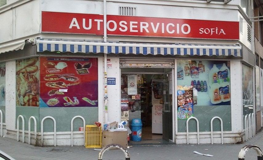 Autoservicio Sofía