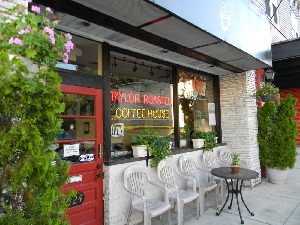 Taylor Roasted Coffee House: 1924 Main St, Northampton, PA