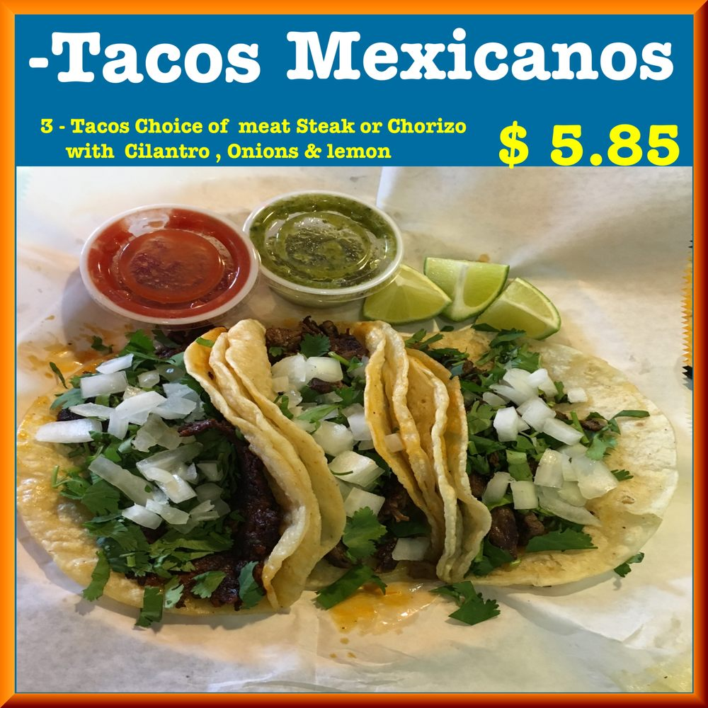 Don Lunas Mexican Restaurant: 407 E Main St, Marion, IL