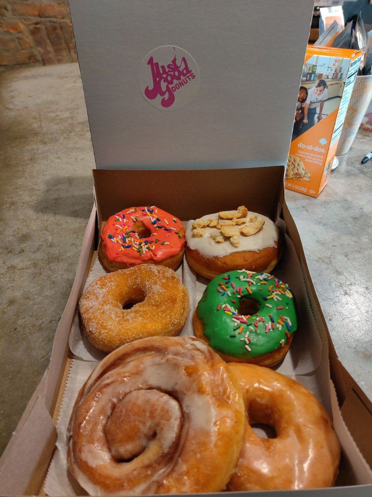 Just Good Donuts: 1830 E Carson St, Pittsburgh, PA
