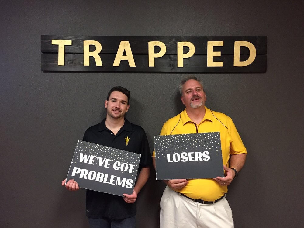 Trapped! Escape the Room: 3519 50th St, Lubbock, TX