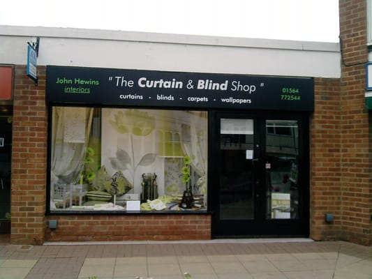 Photo For The Curtain Blind Shop