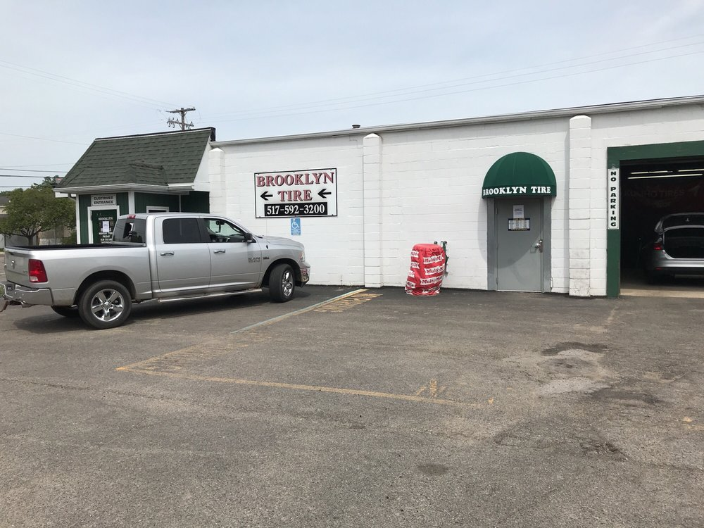 Brooklyn Tire: 113 Lane St, Brooklyn, MI