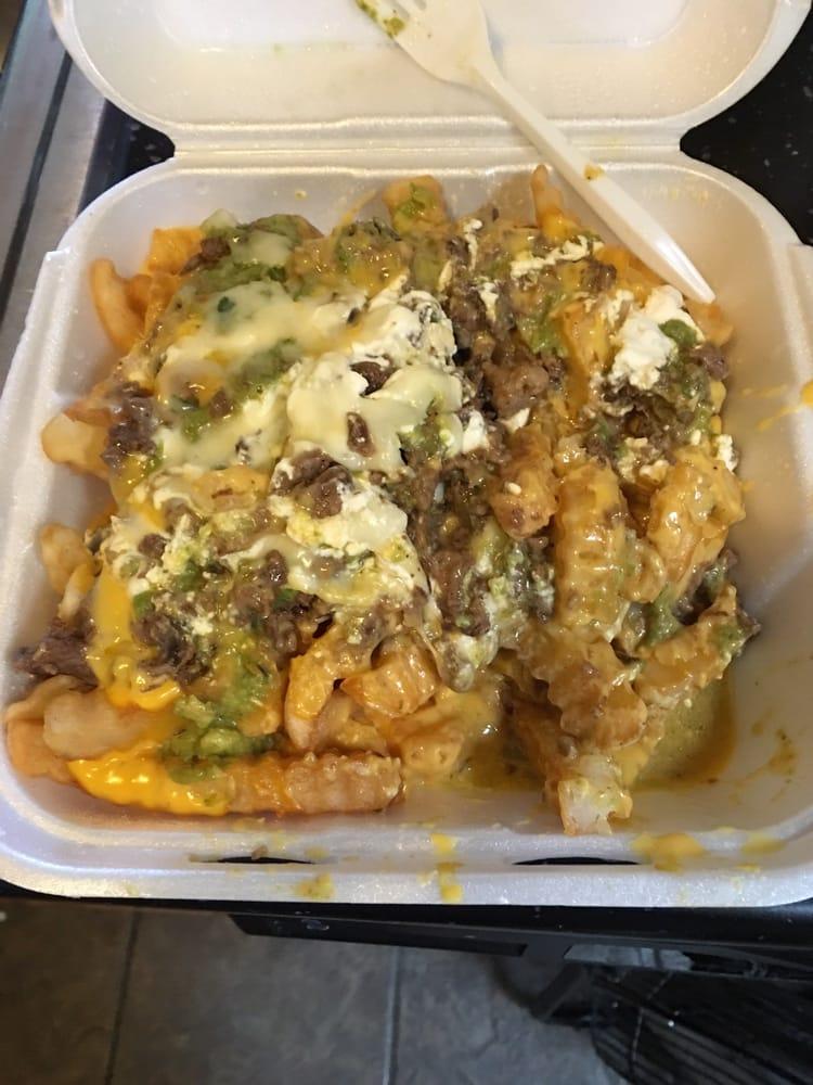 Tacos Mexico: 205 W Base Line St, San Bernardino, CA