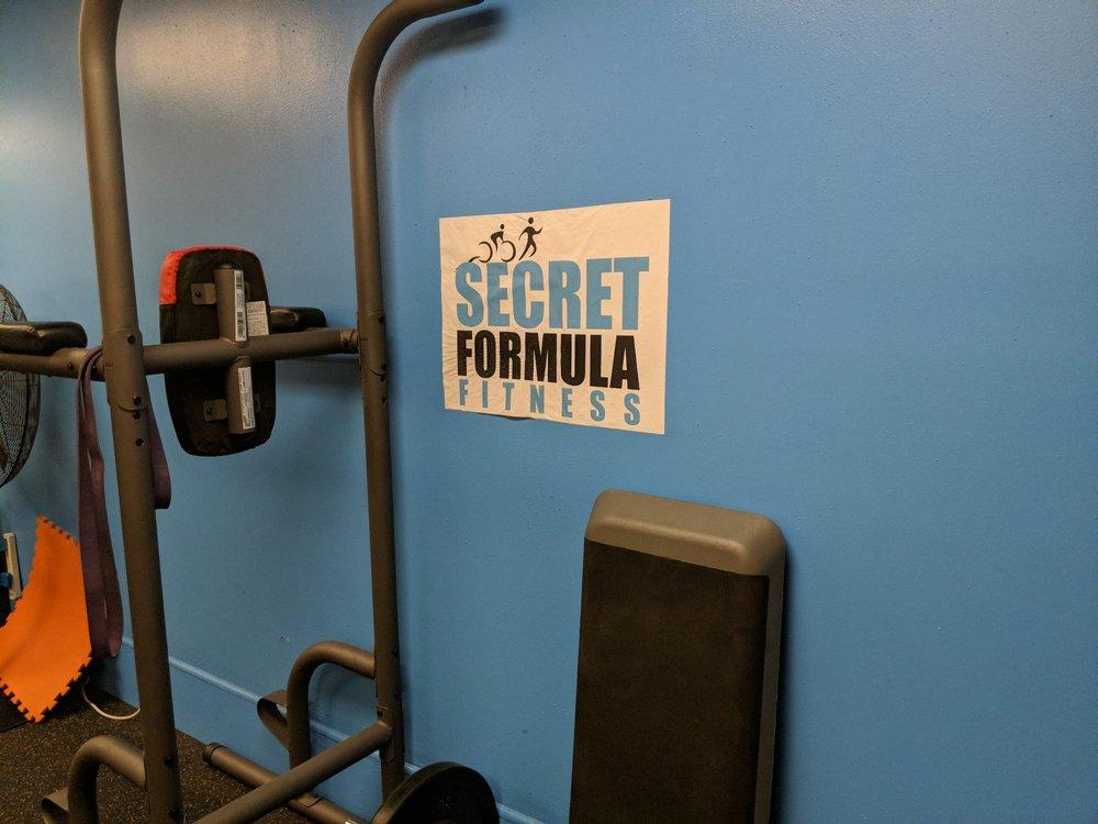 Secret Formula Fitness