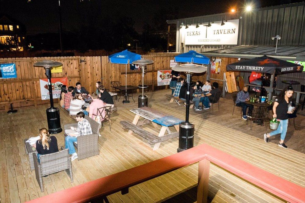 Texas T Tavern: 1535 Brittmoore Rd, Houston, TX