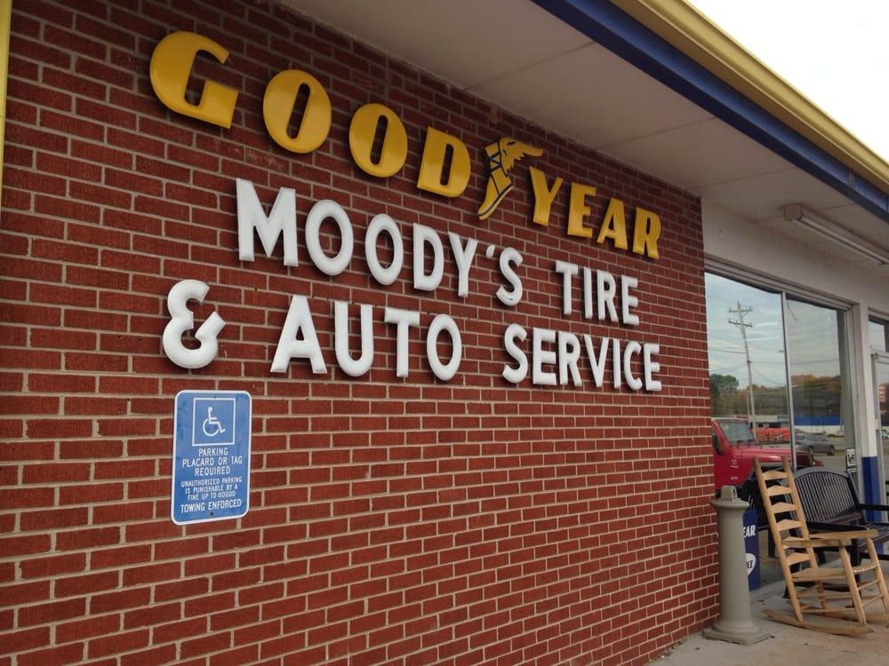 Firestone Tires Near Me >> Moody's Tire & Auto Service - Tires - 1600 Columbia Ave