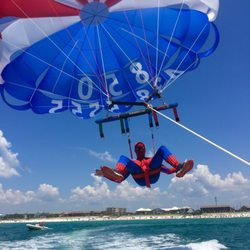 Photo Of Miramar Beach Parasail Destin Fl United States