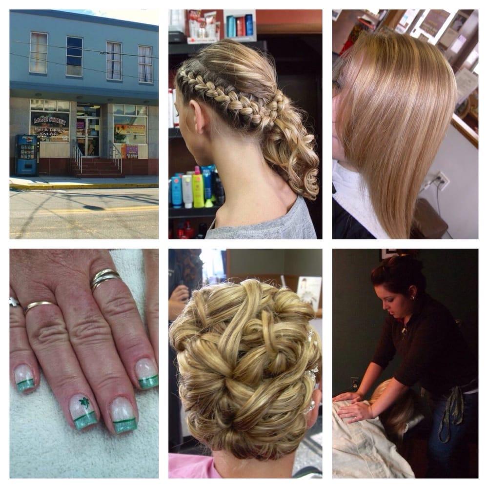 Mane Street Junction Tanning & Beauty Salon: 124 E Main St, Fredericksburg, PA