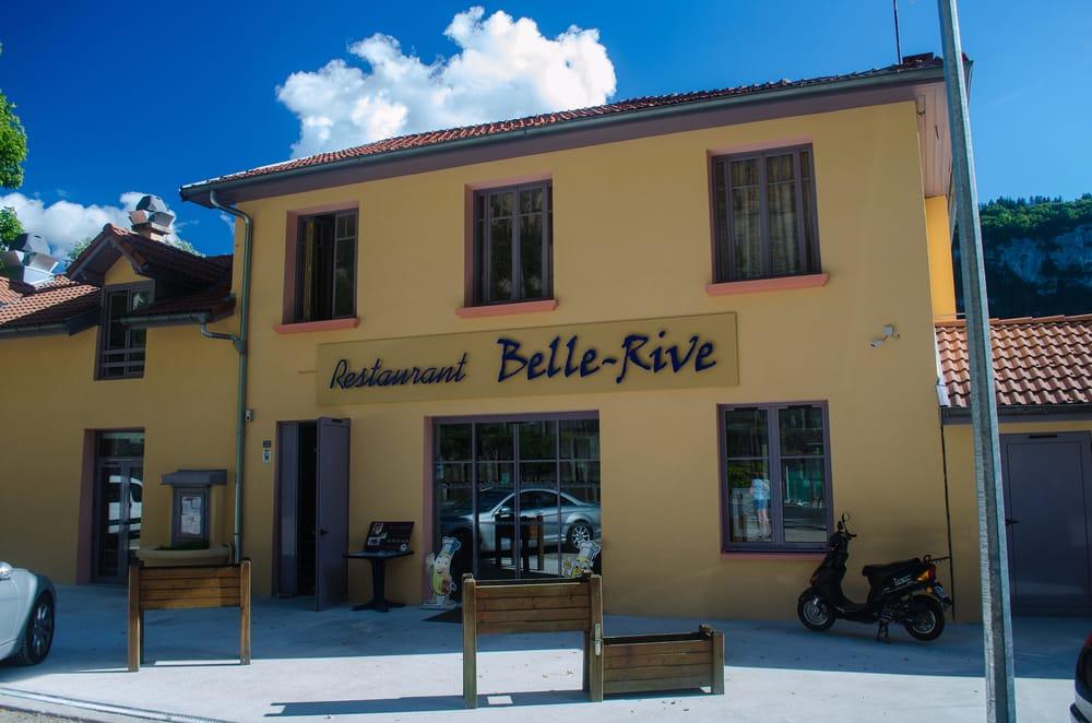 Belle Rive French 23 Route De La Cluse Nantua Ain