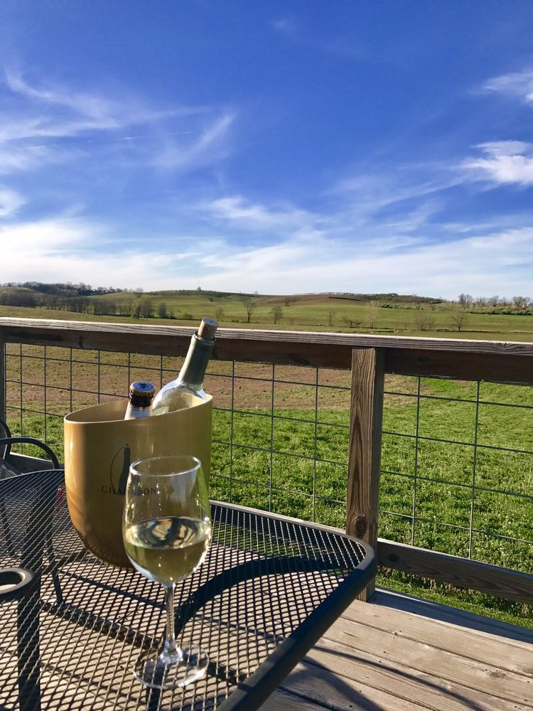 Point Pleasant Winery: RR1 Box 10A, Golden Eagle, IL