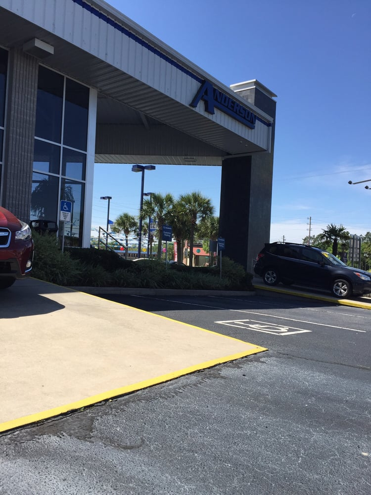 anderson subaru 29 photos car dealers 7050 pensacola blvd pensacola fl phone number yelp. Black Bedroom Furniture Sets. Home Design Ideas