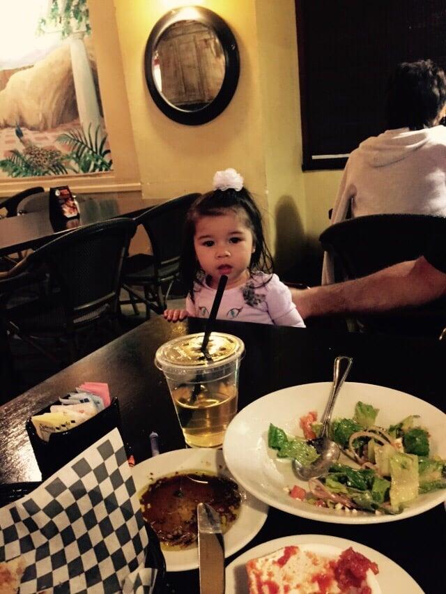My Daughter Enjoying Marias Yelp