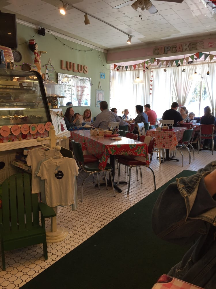 Lulu's Cafe - West Nyack, NY, United States. This place is super adorable with a really nice fun delicious menu.