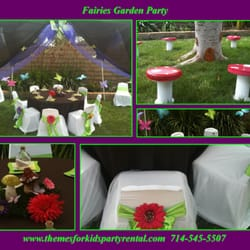 Photo Of Themes For Kids Party Rental