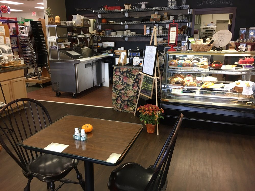 The Bookside Cafe: 614 Nashua St, Milford, NH
