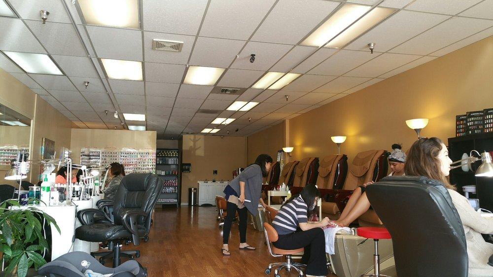 Star nails and spa 38 photos 16 reviews nail salons for 24 hour nail salon atlanta