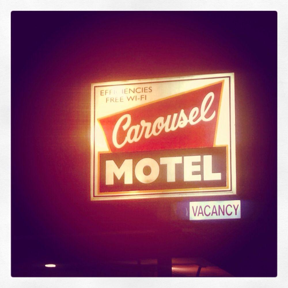 Carousel Motel: 18202 Gulf Blvd, Redingtn Shor, FL