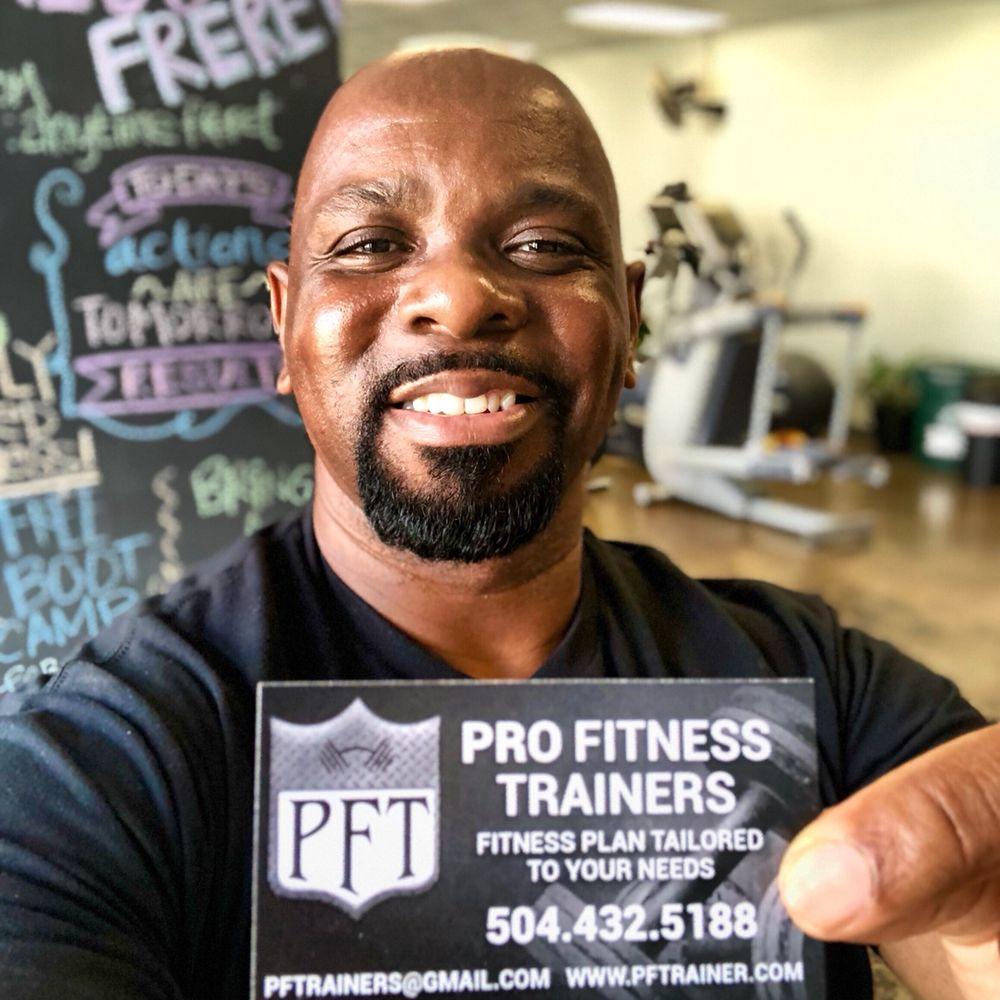 Pro Fitness Trainers: 4600 Freret St, New Orleans, LA