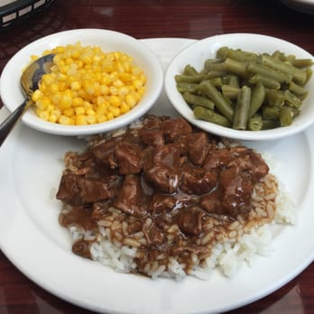 Photo Of The Park Restaurant Burlington Nc United States Beef Tips