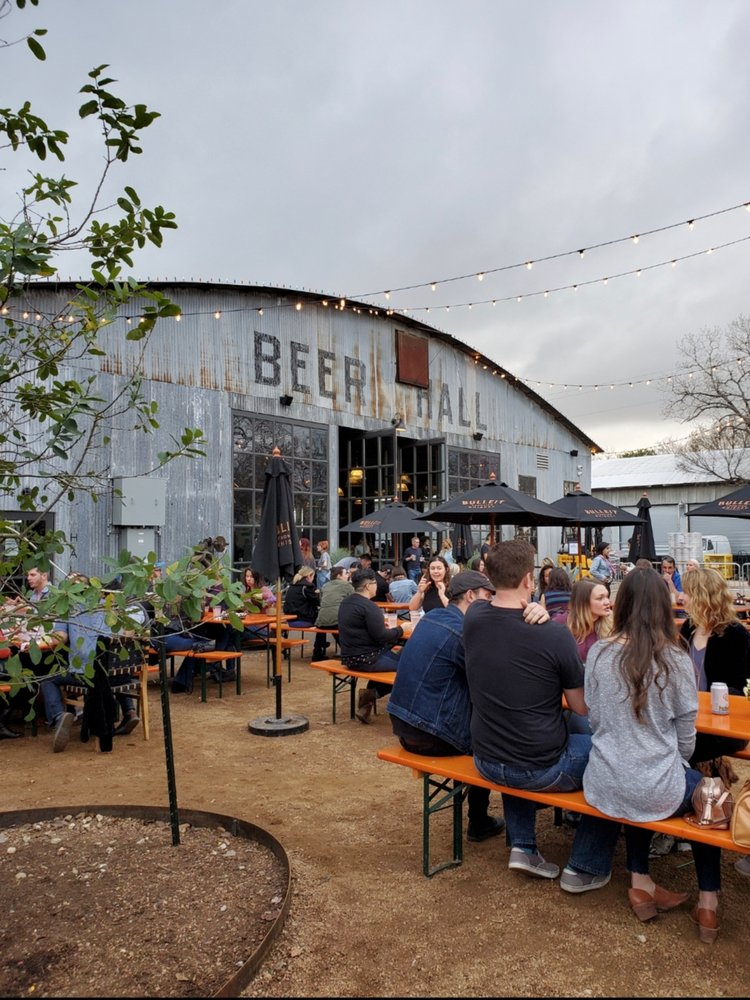 Central Machine Works Brewery and Beer Hall: 4824 E Cesar Chavez St, Austin, TX
