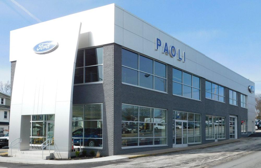 Paoli Ford: 100 W Lancaster Ave, Paoli, PA