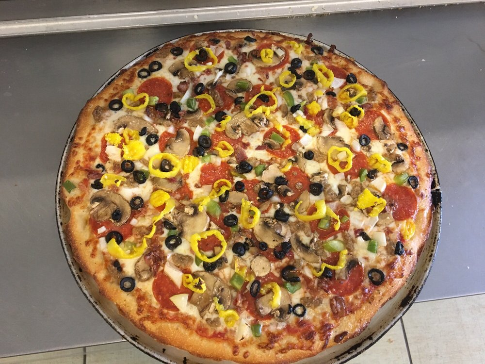 Pizza Corners: 53 Main St, Canaseraga, NY