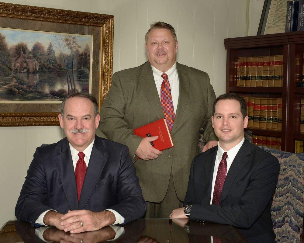 The Jackson Law Group: 227 N Main St, Hillsville, VA