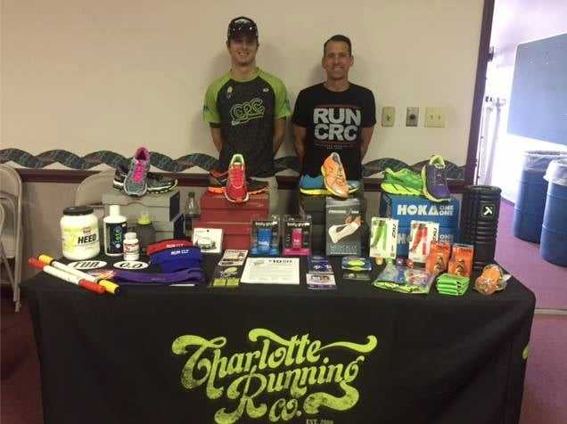 Charlotte Running Company: 124 Trade Ct, Mooresville, NC