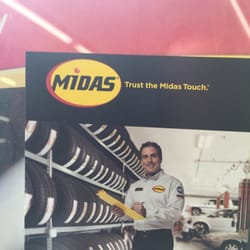 Midas 15 Photos 15 Reviews Tires 5600 Nw Expressway
