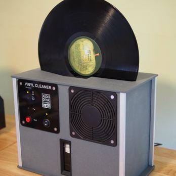 Audio Desk (German) ultrasonic record cleaning machine  - Yelp
