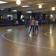 Roller skating olympia wa