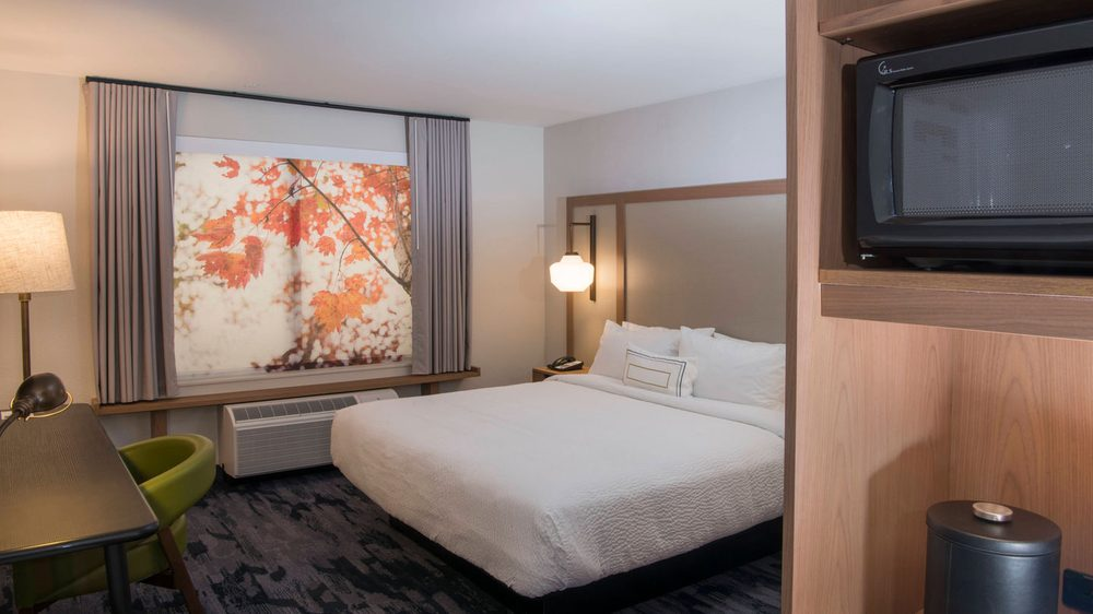 Fairfield Inn & Suites by Marriott Liberal: 501 Hotel Drive, Liberal, KS
