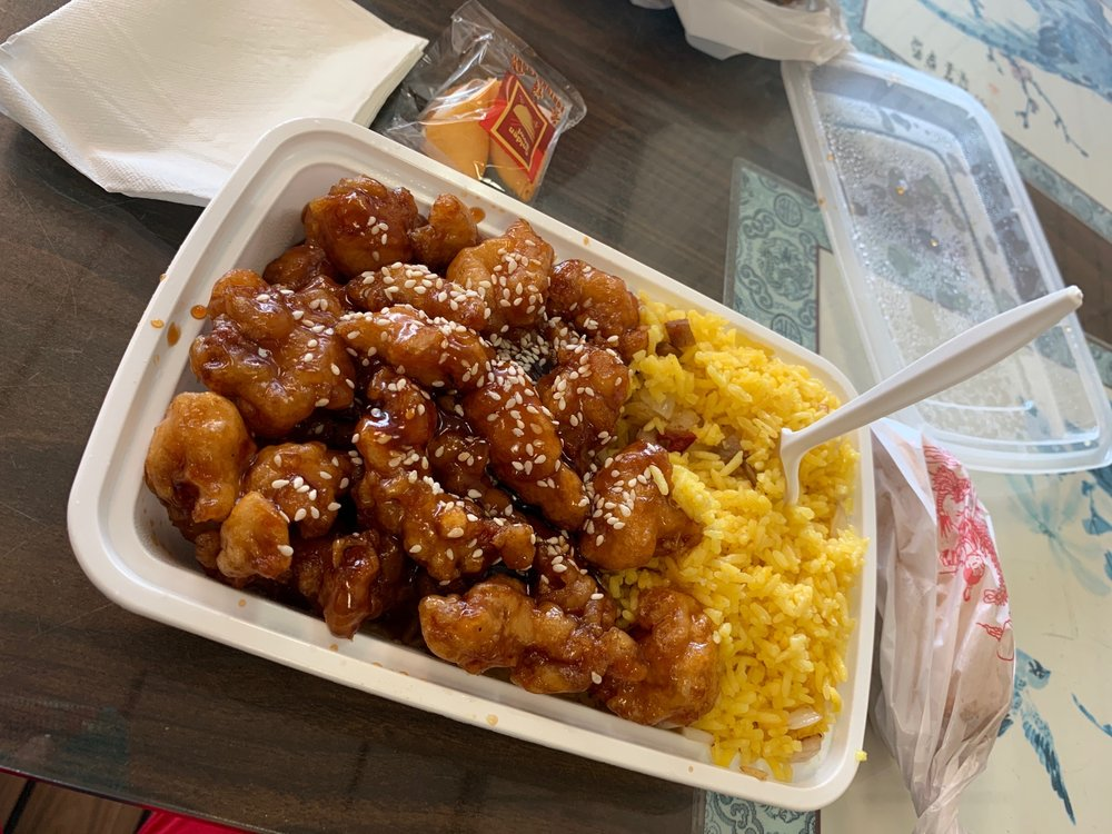 Golden China: 406 S Church St, Kenly, NC