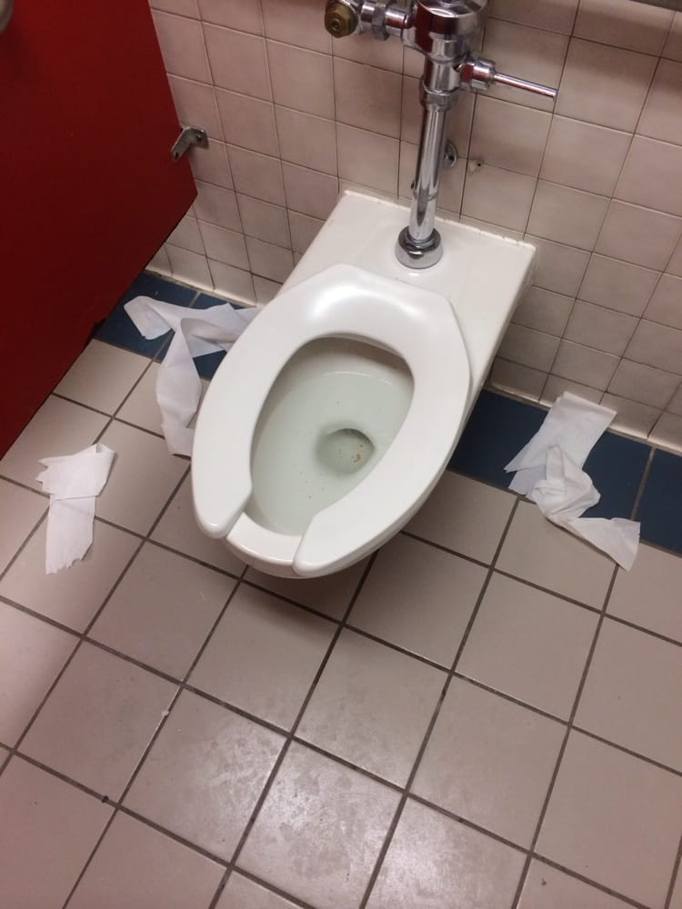Another day, another dirty Target bathroom. - Yelp
