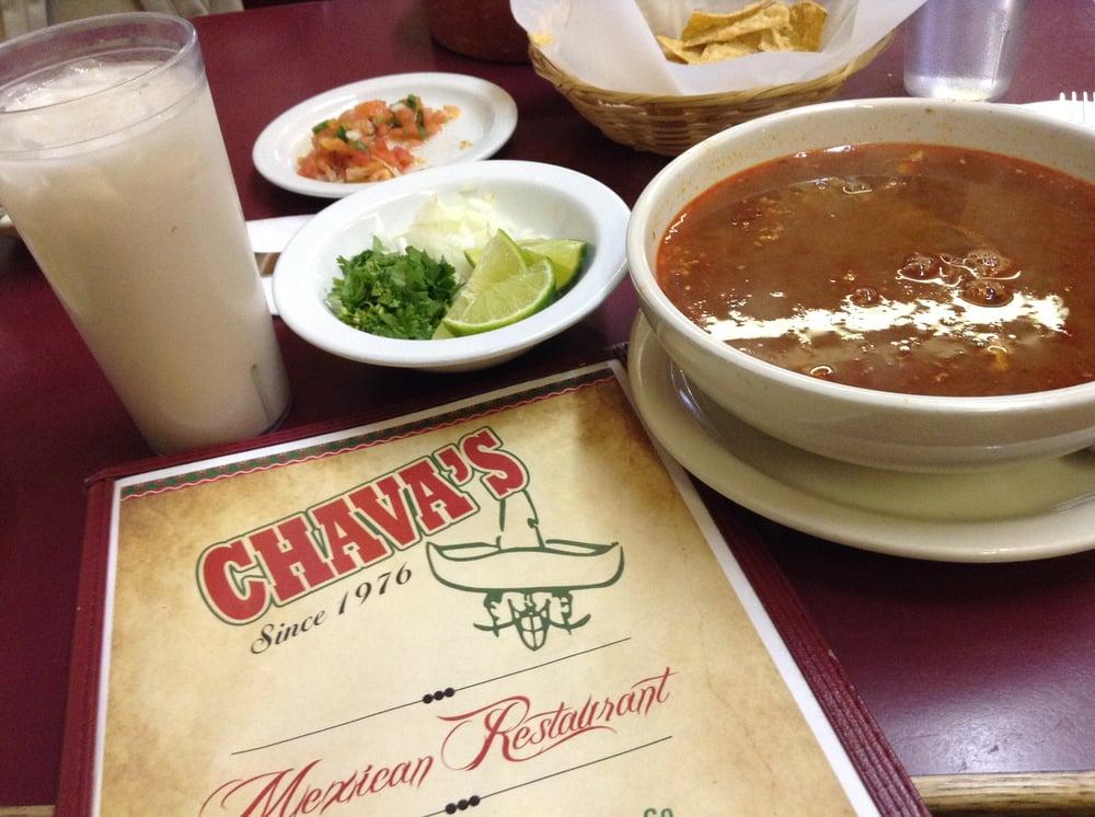 Chava S Restaurant San Francisco