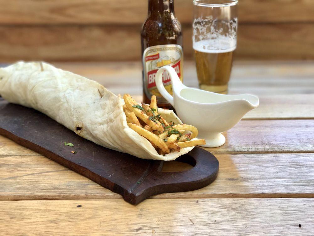 Wehbe Arabic Fast Food: Av. Ambrosio Olmos 898, Córdoba, X