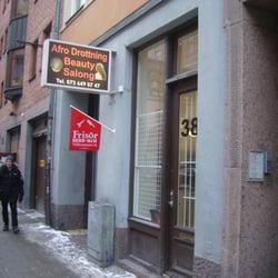 afro hårsalong stockholm