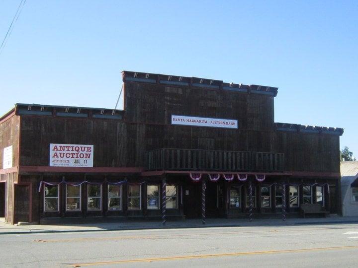 Santa Margarita Auction Barn